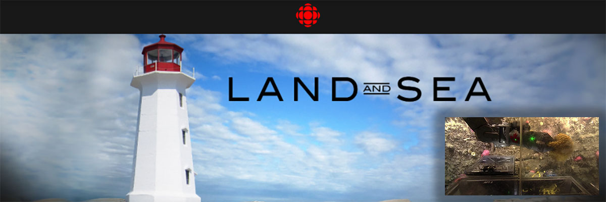 ROPOS featured on CBC Land and Sea